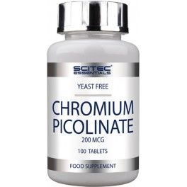 Scitec Essentials Chromium Picolinate - 100 tabs