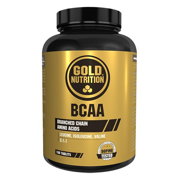 Gold Nutrition BCAA's 180 tabs