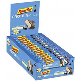 PowerBar Protein Plus Low Sugar 30 barritas x 35 gr