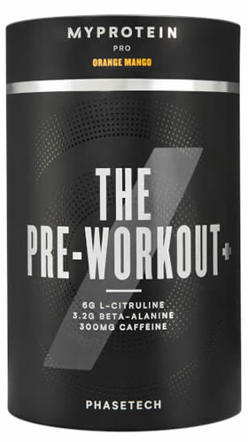 MyProtein The Pre-Workout 360 gr