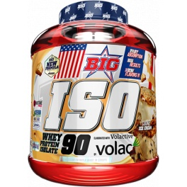 BIG ISO 90% CFM Whey Isolate 1.8 Kg