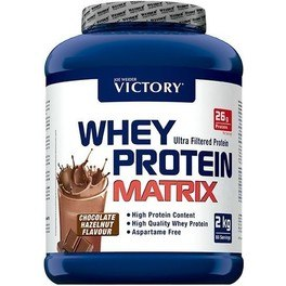 Victory Sport & Fitness Whey Protein Matrix Chocolate 2 Kg