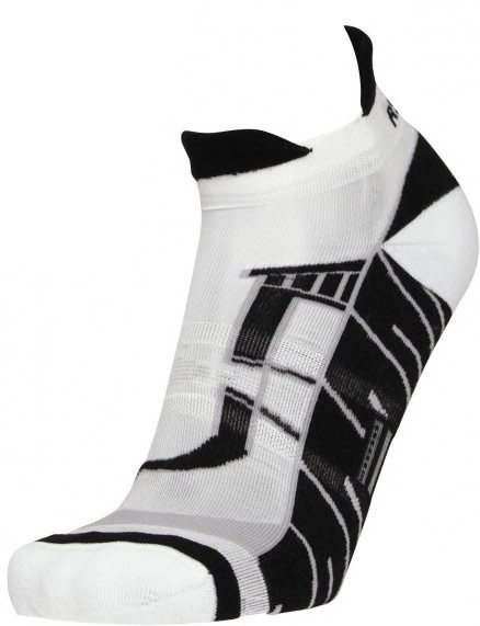 Calcetines Transpirable RYWAN Climasocks Running -BLANCO-NEGRO-