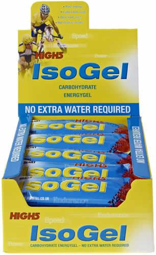 High5 IsoGel 25 geles x 60 ml