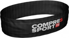 - Compressport Cinturon Free Belt Negra XL-2XL
