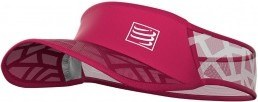 Compressport Visera Spiderweb Ultralight Visor FW Rosa