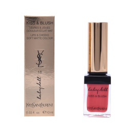 Yves Saint Laurent Baby Doll Kiss&blush 18-rose Provocant 10 Ml Mujer