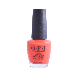 Opi Nail Lacquer A Red-vival City Mujer