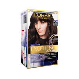 L'oreal Excellence Brunette Tinte 300-true Dark Brown Mujer