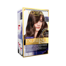 L'oreal Excellence Brunette Tinte 500-true Light Brown Mujer