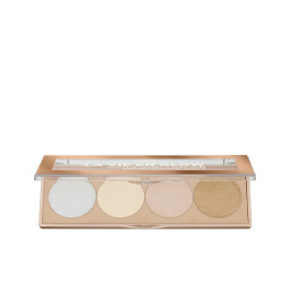 L'oreal La Vie En Glow Highlighting Powder Palette 2-cool Glow 5 Gr Mujer