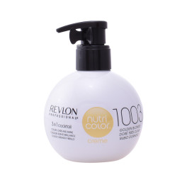 Revlon Nutri Color Creme 1003-golden Blonde 270 Ml Unisex