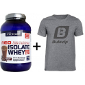 Pack Victory Neo Isolate Whey 100 CFM 2 Kg + Camiseta Exclusiva Bulevip