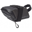 Blackburn Small Grid - Bolsa Sillin Pequeña Negro Reflectante