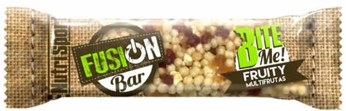 Nutrisport Fusion Bar Fruity 20 barritas x 30 gr