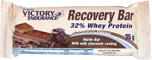 Victory Endurance Recovery Bar 1 barrita x 35 gr (32% Whey Protein)