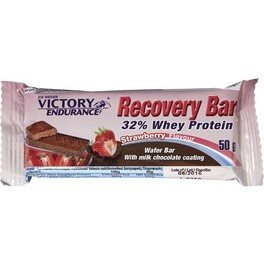 Victory Endurance Recovery Bar 1 barrita x 50 gr (32% Whey Protein)