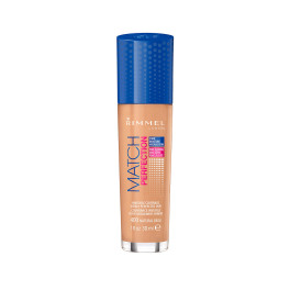 Rimmel London Match Perfection Foundation 400-natural Beige 30 Ml Mujer