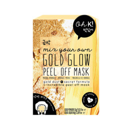 Oh K! Gold Glow Peel Off Mix Your Own Face Mask 80 Gr Mujer