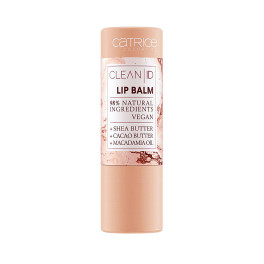 Catrice Clean Id Lip Balm 010-clean Transparency 35 Gr Mujer