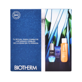 Biotherm Blue Therapy Eye Opening Serum Lote 3 Piezas Mujer