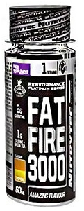 Nutrytec Fat Fire (Performance Platinum) 1 shot x 60 ml