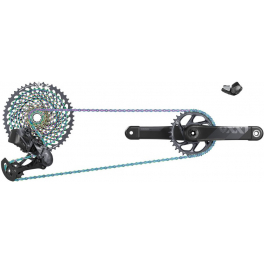 Sram XX1 EAGLE AXS Grupo Electronico 170 mm BOOST 34T (DUB)