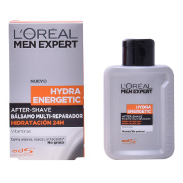 L'oreal Men Expert Hydra Energetic After Shave Bálsamo 100 Ml Hombre