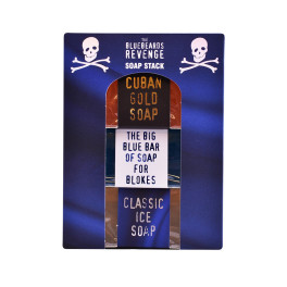The Bluebeards Revenge Soap Stack Lote 3 Piezas Unisex
