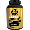 Gold Nutrition L-Arginina & Citrulina 1000 mg 100 comp