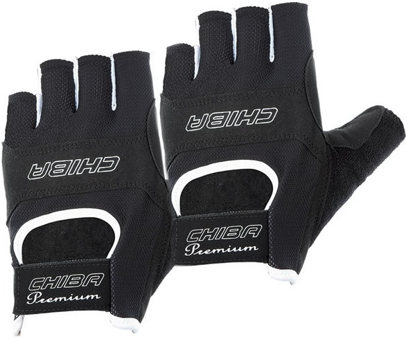 Chiba Guantes Lady Sport Gloves - Negro