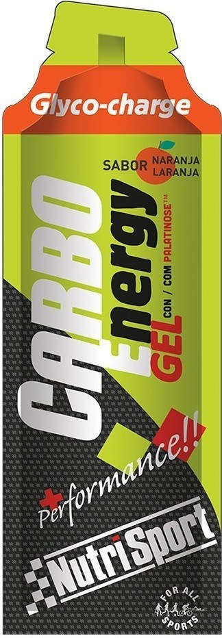 Nutrisport Carbo Energy Gel 1 x 66g