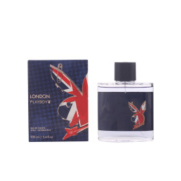 Playboy London Eau de Toilette Vaporizador 100 Ml Unisex