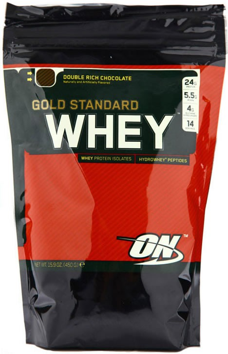 Optimum Nutrition 100% Whey Gold Standard 450 gr