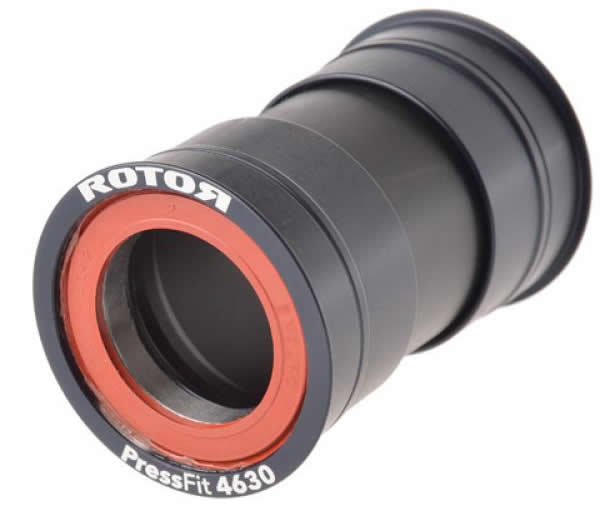 Rotor Cazoletas Pedalier Press Fit BB-4630 Negro