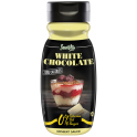 Servivita Salsa Chocolate Blanco sin Calorias 320 ml
