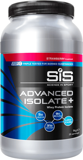 SiS Rego Proteina Advanced Isolate Plus 1 kg