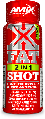 Amix Xfat 2 in 1 Shot 1 vial x 60 ml