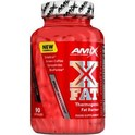 Amix Xfat Thermogenic Fat Burner 90 caps