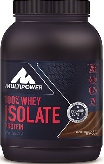 Multipower 100% Whey Isolate Protein 1590 gr