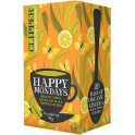 Cad.26/11/19 Clipper Infusion Ecologica Happy Mondays 20 bolsas x 2,25 gr