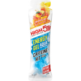 High5 Energy Gel Aqua Caffeine Hit 1 gel x 60 ml