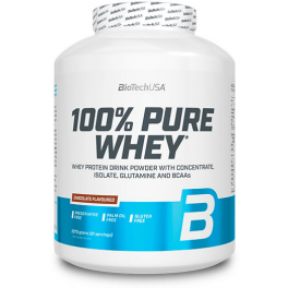 Cad-28/12/20 BioTechUSA 100% Pure Whey 2270 gr Caramel-Capuccino