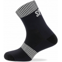 - Spiuk Sportline Calcetín Top Ten Medio Largo Unisex - Negro 36-39