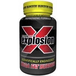 Gold Nutrition Extreme Cut Explosion 120 caps