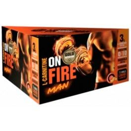 Gold Nutrition Onfire Man 15 viales x 12 ml