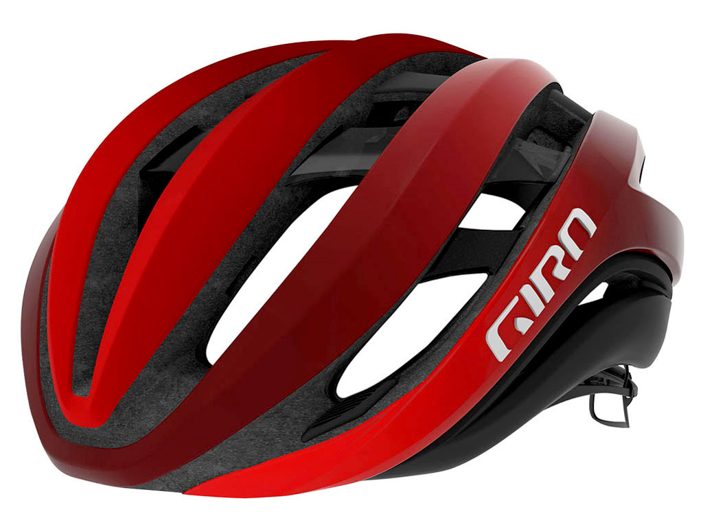 Giro Aether Mips 2019 Matte Red/white/black L
