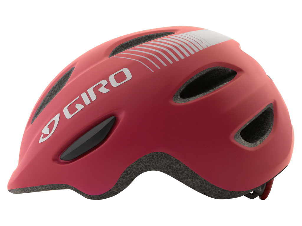 Giro Scamp 2019 Matte Dark Red S