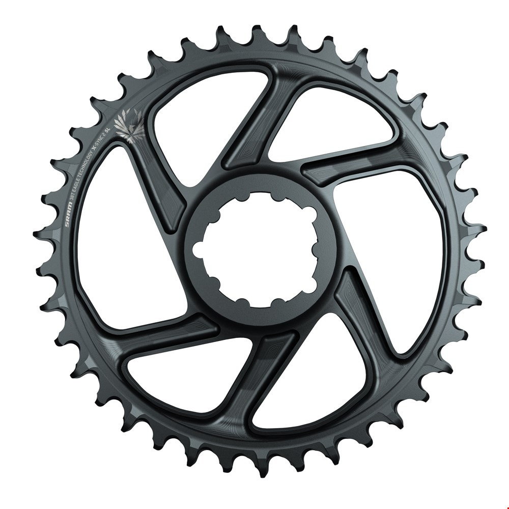 Sram Plato X-sync 12/11v Eagle 30d Dm 3mm Boost Lunar Grey