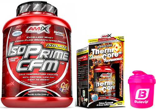 Pack Amix Ely Perez Fitness
